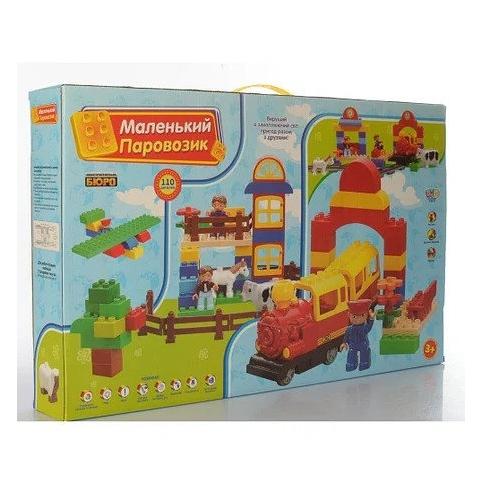 Конструктор Limo Toy Маленький паровозик M 0437 U/R