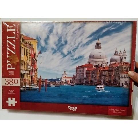 Пазл-картина Grand Canal, 380 деталей, 47,5*34см