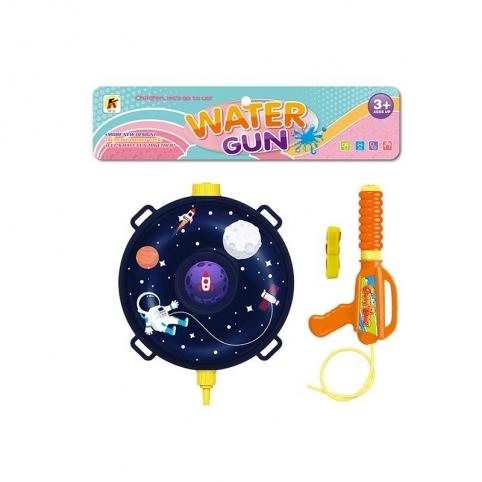 Водний пістолет  Космос з рюкзаком P3048-1