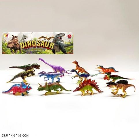 Набір тварин Динозаври 2062B