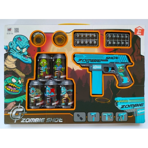 Игровой набор Zombie Shot NF170E