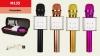 Микрофон караоке M135 (Q7) (50шт) юсб зарядка, 4 цвета, в чехле 28*11*8 см, р-р игрушки – 7*7*24.5 с рис. 1