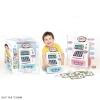 Электронная копилка-банкомат WF-3005 (48шт2) 2 цвета в коробке 23*10,5*27 см рис. 1