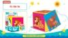 Муз разв. кубик PL-719-78 (72шт4)бат., укр.озвучка, муз, стихи, звуки, размер игрушки 10*10*10, рис. 1
