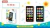 "Муз разв.телефон  ""Мобілочка"" PL-719-55 (96шт2) батар., учит цифры, цвета, животные,размер телефон рис. 1"