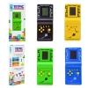 Тетрис PL-720-40 (144шт) 4 цвета, батар.,в коробке 18,5*7,6*3см рис. 1