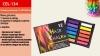 """Косметика """"Мелки для волос"""" CEL-134 (120шт5) 12 наборе в коробке 11.5*10*2 см рис. 1"""