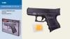 Пистолет P.698 (72шт) пульки в кор.19*14,5*4см рис. 1