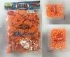 Пульки для пневмат.оружия BB-4B (20шт)  в упаковке 32*21см,в упаковке 50 пакетцена за упак рис. 1