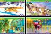 Альбом для малювання, А4, 40 аркушів, 120 гм2, на скобі, KIDS Line рис. 1
