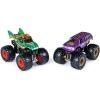 Іграшковий набір 2 машинки 1:64 Monster Jam арт. 6044943, 8 в асор. у блістері 7*25.4*16.5 см рис. 1