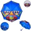 Детский зонт Hot Wheels PL8207  (60шт) полиэстер, р-р трости – 59 см, диаметр в раскрытом виде – 70 рис. 1