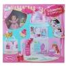Замок QL050-2 (8шт) кукла11см, мебель, фигурка, аксесс, склад.в сумочку 20см, в кор-ке, 38-38-19см рис. 1