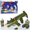 Набор с оружием CH930B-5-A-7 (24шт) автомат37см,пистолет17см,трещотка,2в(очки,/рация), кор,42-27-5см рис. 1