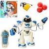 Робот 1029A (4шт) р/у,аккум,41см,муз,зв(англ),св,ходит,танц,стрел.шарик(3шт),USBзар,кор,49-50-19,5см рис. 1