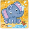 Слоненя. Простий пазл 21х21см, 16дет. (Dodo 300162) рис. 0