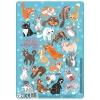 Коти. Картонний пазл з рамкою (Dodo R300180) рис. 0