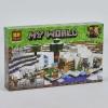 Конструктор Bela Minecraft Иглу 284 детали (10811)