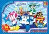 """Пазли ТМ """"G-Toys"""" із серії """"Робокар Поллі"""", 70 ел RR067446"""