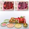 Посуда 2020A-B-C (18шт) чайный сервиз на 4персоны, чайник, 3вида, в кор-ке, 32-20-9,5см рис. 1