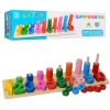 Деревянная игрушка Геометрика Limo Toy MD 1268 цифры