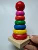 Дерев'яна іграшка Пірамідка (MD2272)