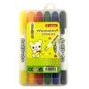 Мелок-карандаш смываемый,набор 6 цветов рис. 1