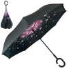 Зонт обратного сложения 110см 8сп MH-2713-15 (50шт) рис. 1