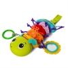 Подвеска на коляску SUM19C11 (50шт) 25см, насекомое,растяжка, муз,зеркало,плюш,в кульке,22-14-6см рис. 1