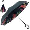 Зонт обратного сложения 110см 8сп MH-2713-19 (50шт) рис. 1