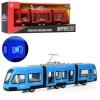 Трамвай AS-2630 АвтоСвіт, інерц.,гум.кол.,відчин.двері,2кольори,муз.,світло,бат.,кор.,48-16,5-9,5см. рис. 1