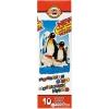 "Пластилін ""Пінгвіни"", стекі, карт.уп., 200г., 10 к"