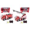 Пожарная машина 5A-452-4 (18шт) р/у, аккум,пожарная,27см,свет,рез.кол,USBзар,2вид,в кор,35-19,5-13см рис. 1
