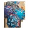 Зонтик детский MK 4479 (60шт) длина68,трость63,диам86см,спица49см,свисток,ткань,6видов, в кульке рис. 1