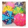 Зонтик детский MK 4461 (30шт) длина66см,трость60см,диам.82см,спица46см,клеенка,6видов, в кульке рис. 1