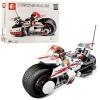 Конструктор-мотоцикл 701500 392 дет.