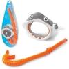 Набор для плавания 55944 (6шт) маска, трубка, 3-8лет рис. 1