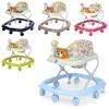 Ходунки M 3656-2 (5 шт) мишка,муз,свет,колеса7шт,стопоры2шт, рег.высота, 5 цветов рис. 1