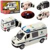 Машина AS-2185 (36шт) АвтоСвіт,инер-я,1:16, 21см,зв,св,2в(полиция/скорая), бат-таб, кор,27-17-11,5см рис. 1