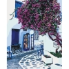 Картина по номерам - Солнечная Греция (КНО2168)