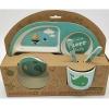 Посуд бамбуковий дитячий, MH-2773-3 рис. 1