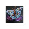 """Набор для творчества-картина из пайеток """"Игривая бабочка"""" АРТ 01-05"""