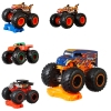 Базова машинка-позашляховик 1:64 серії «Monster Trucks» Hot Wheels (в ас.) рис. 1