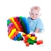 Деревянная игрушка Городок MD 2586 (30шт) 100дет, в кульке, 18-22-5см рис. 1