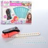 Набор для творчества 380 (18шт) стразы для волос,стайлер для украшения страз,в кор-ке, 35,5-25,5-6см рис. 1