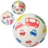 Мяч детский MS 1912 9 дюймов,рисунок транспорт