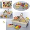 Кухня 35384 4 плити, мийка-ллється вода, продукти, посуд, бат., кор., 47,5-32,5-12,5см. рис. 1