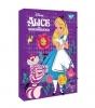 """Папка для зошитів YES картонна В5 """"Alice"""" рис. 1"""