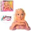 Кукла DEFA 8415 (24шт) голова для причесок 23см,плойка, косметика,заколоч,2вида,в кор,31,5-27-13,5см рис. 1