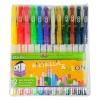 Набір з 12-ти гелевих ручок NEON+METALLIC, 12 кольорів рис. 1